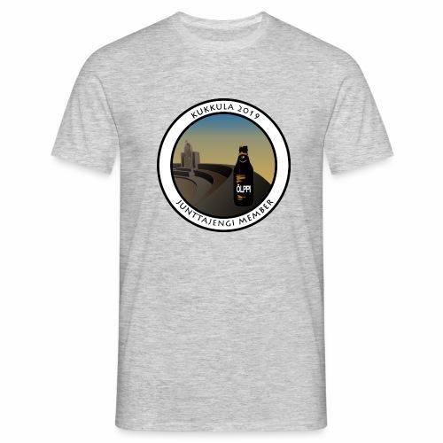 kukkula 2019 - Miesten t-paita