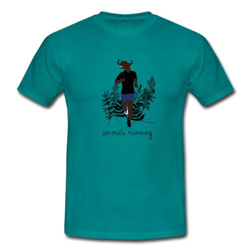 Buffle running - T-shirt Homme