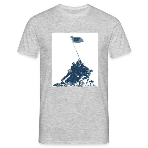 GS monument 1 1 - Männer T-Shirt