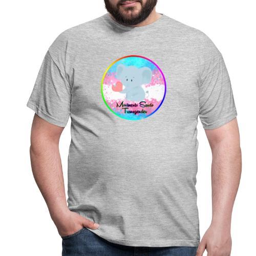Logo Dell'Associazione Movimento Sardo Transgender - Maglietta da uomo