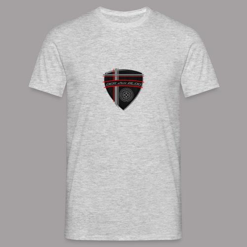 2erblogLogo blank png - Männer T-Shirt