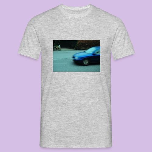 BLUE CAR - T-shirt herr