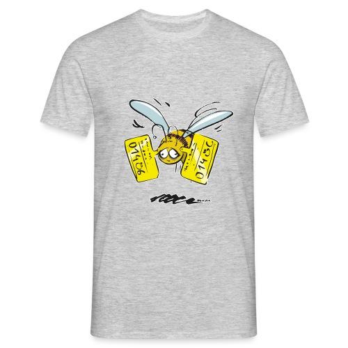 01biene - Männer T-Shirt