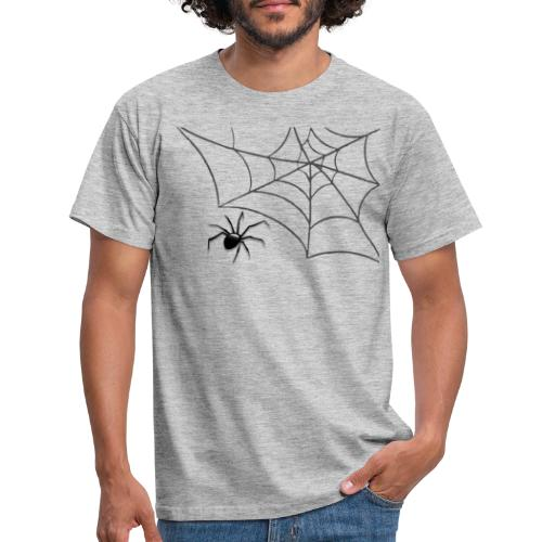 Spider - T-shirt herr