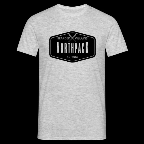 Northpack logo - T-shirt Homme