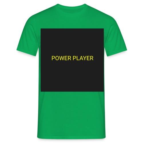 Power player - Maglietta da uomo