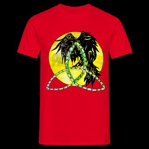 tribalrabe2 - Männer T-Shirt