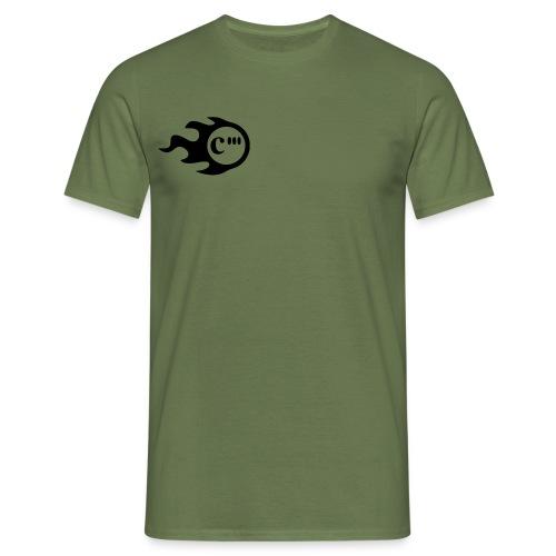 flame-c3s - Männer T-Shirt