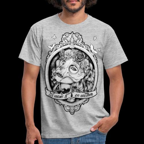 A mask on another - T-shirt Homme