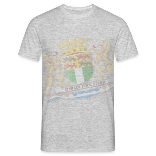 Sterker door strijd1 png - Mannen T-shirt