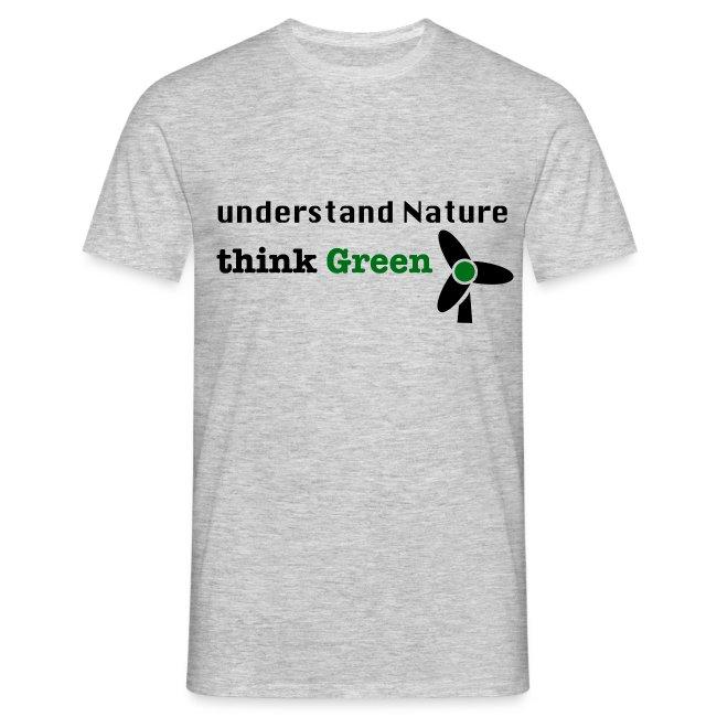 Understand Nature. Think Green!