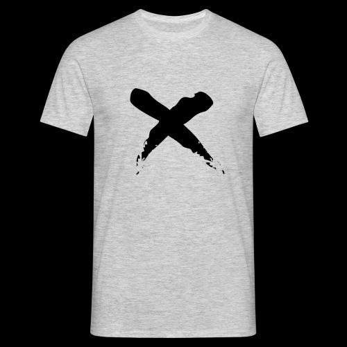 x - Maglietta da uomo