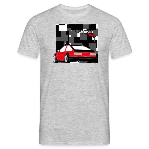 Pixels - Männer T-Shirt
