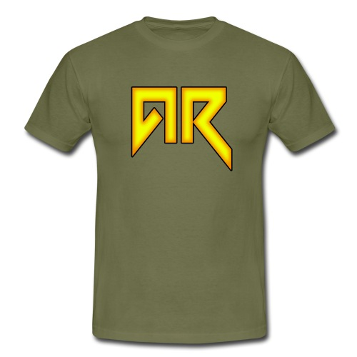 logo_trans_copy - Men's T-Shirt