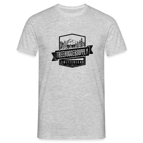 Treehuggersupply neu - Männer T-Shirt