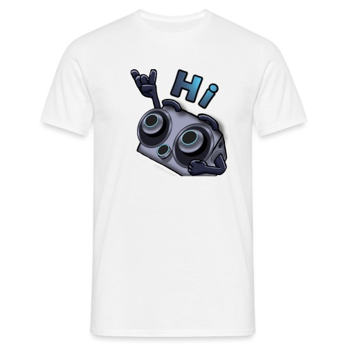 The DTS51 emote1 - Mannen T-shirt