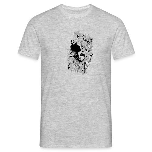 Akasacian tshirt design 611 - Camiseta hombre