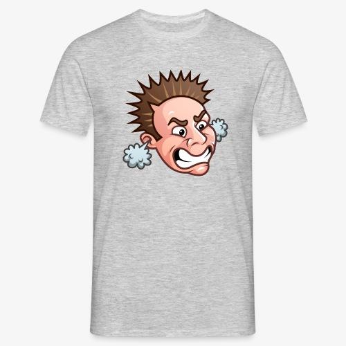 JordanBelfort87 Rage Emoji - Männer T-Shirt