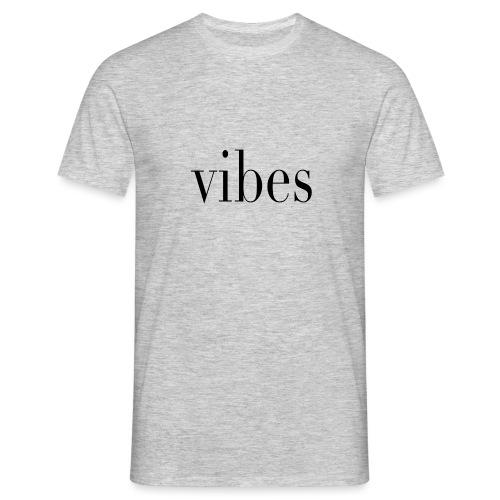 Vibes - Herre-T-shirt
