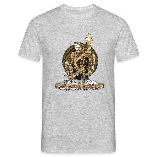 Höyrymarsalkan upea naisten T-paita - Miesten t-paita