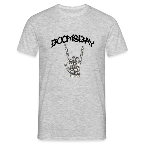 Doomsday logo 2019 - T-shirt herr
