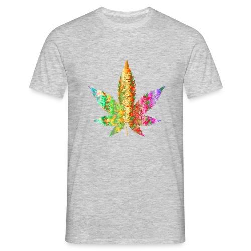 Cannabis - Männer T-Shirt
