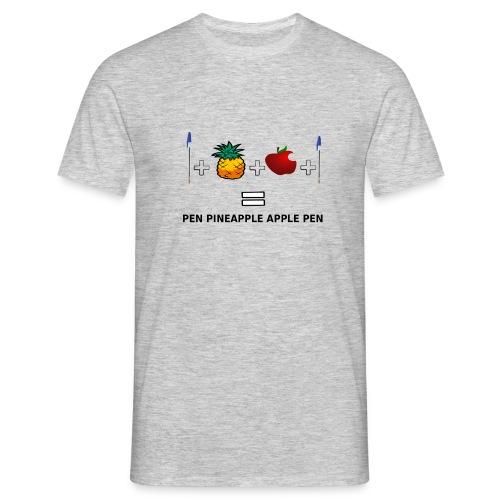 PINEAPPLE APPLE PEN - Maglietta da uomo