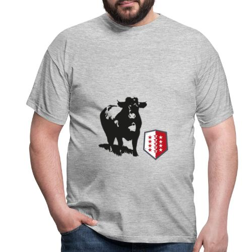 Vache - Cow - Männer T-Shirt
