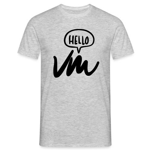 VM Hello! - Men's T-Shirt