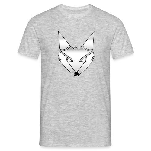 Ræven danmark - Herre-T-shirt