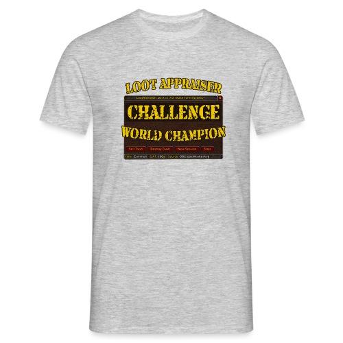 Loot Appraiser World Champion - Männer T-Shirt