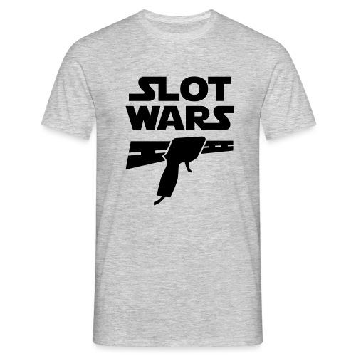 Slot Wars - Männer T-Shirt