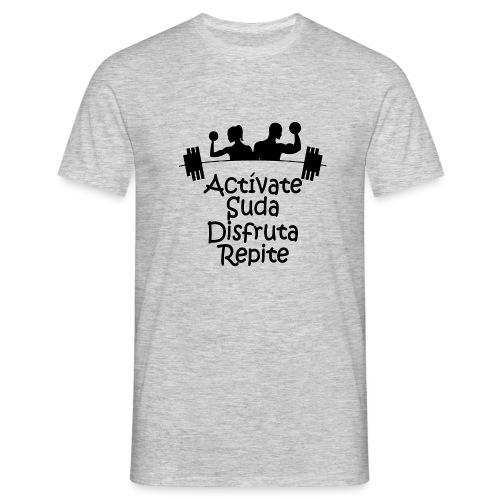 GYM - ACTÍVATE - Camiseta hombre