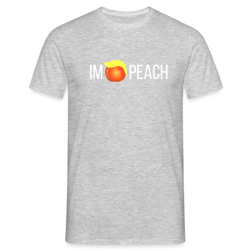 IMPEACH / Light Unisex Hoodie Sweat - Men's T-Shirt