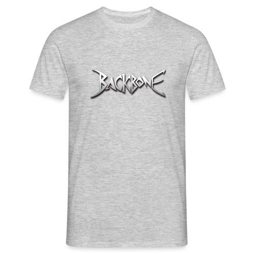 Backbone Logo - Mannen T-shirt