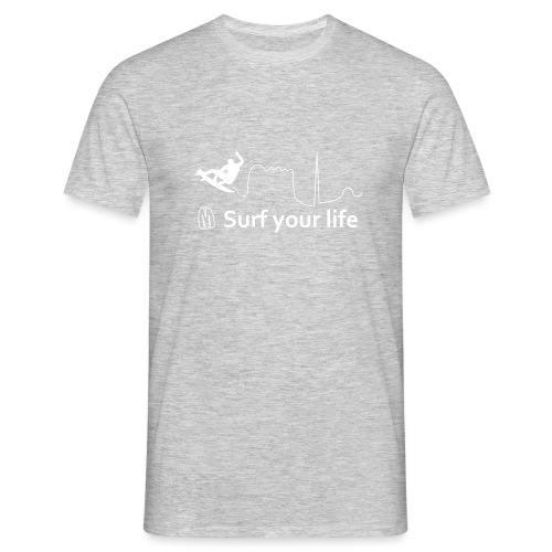 Surf Your Life - Maglietta da uomo