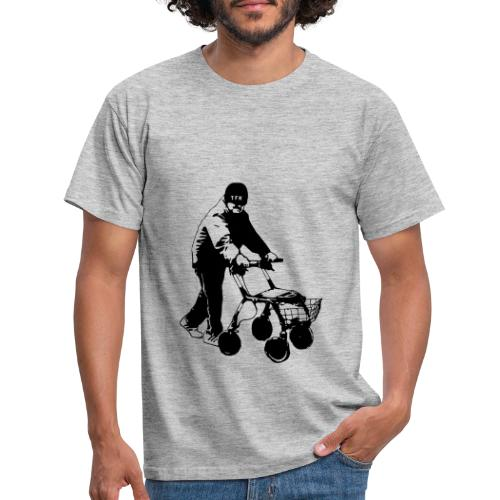 legend - T-shirt herr