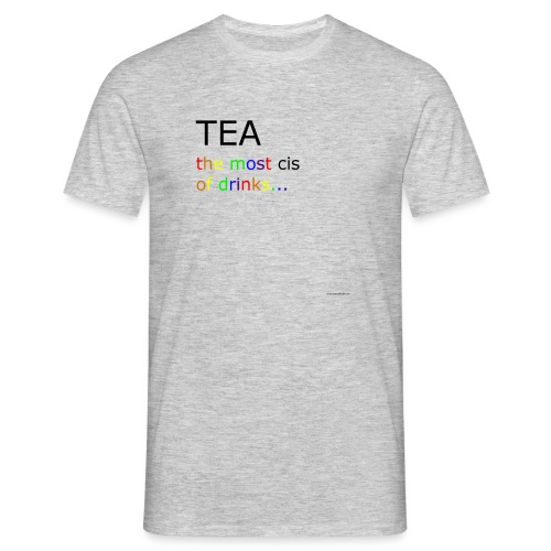 basiccupdesign2 - Men's T-Shirt