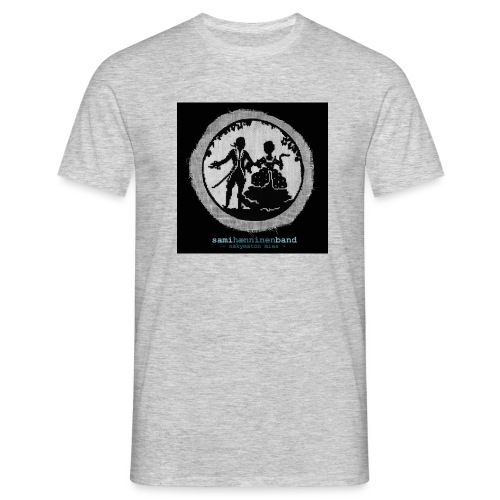 SHB - Näkymätön mies - Miesten t-paita