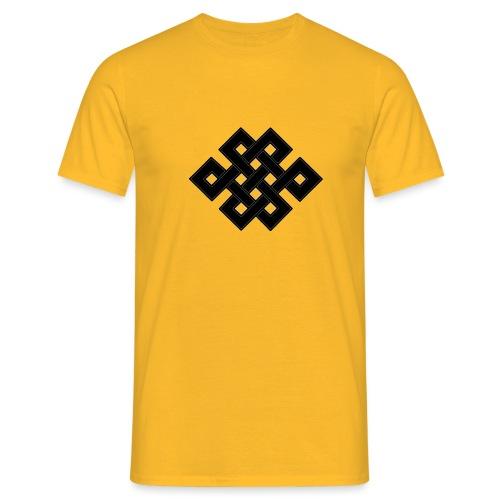 nodo buddha - Maglietta da uomo