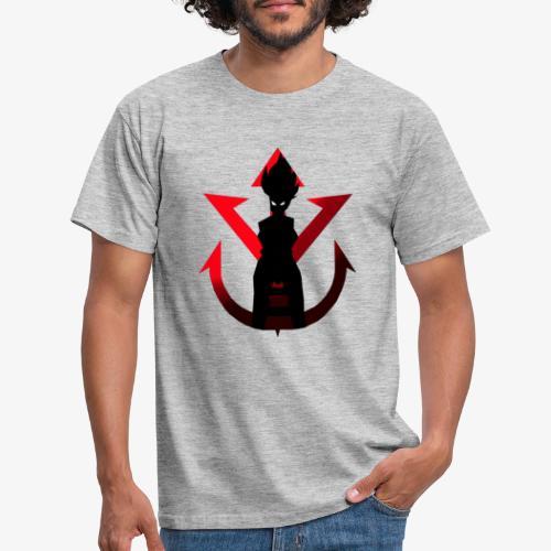 Saiyan MAN - Men's T-Shirt