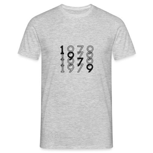1979 syntymävuosi - Miesten t-paita