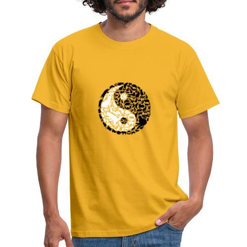YinYang Cats - Männer T-Shirt