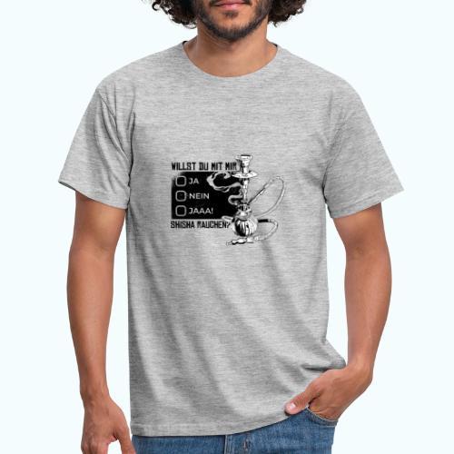 Shisha fan - Men's T-Shirt