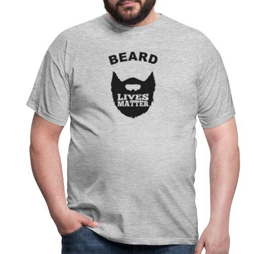 Beard Lives Matter - Männer T-Shirt