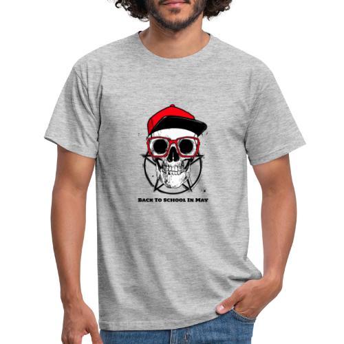 PlaceitT Shirt Design Generator Featuring a Hipste - T-shirt Homme
