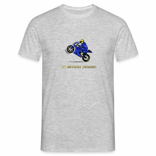 #MONORUOTASHARK - Maglietta da uomo