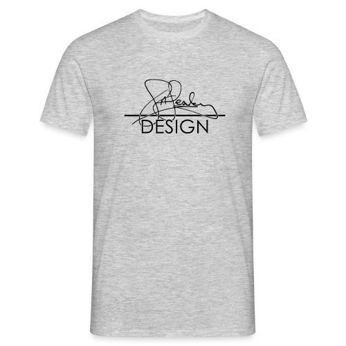 sasealey design logo png - Men's T-Shirt