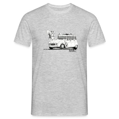 4L Surf - T-shirt Homme