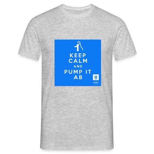 KEEP CALM 2019 - Männer T-Shirt